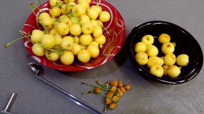 Blanc-manger aux cerises - 1.2