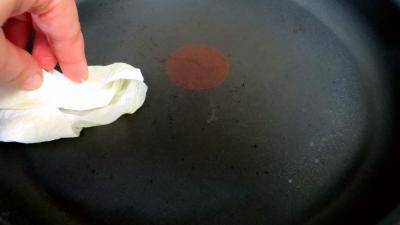 Aumônières de crêpes aux fraises - 1.1