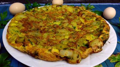 Tortillas à l'ail - 6.2