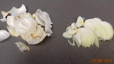 Haricots verts aux amandes - 1.2