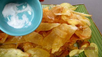 Chips au vinaigre - 6.1