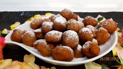 ricard ou pastis : Beignets de pommes de terre