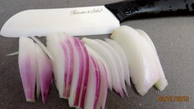Jambon et foie de veau aux champignons - 1.2