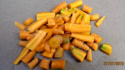 Etuvée de légumes - 1.4