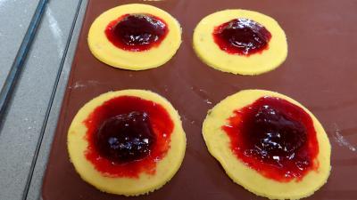 Biscuits canailles aux mûres - 5.3