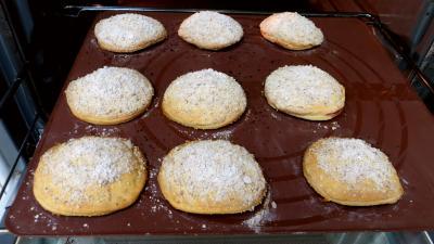 Biscuits canailles aux mûres - 7.2