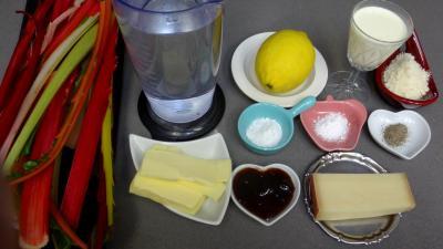 Ingrédients pour la recette : Bettes à la crème