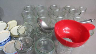 Confiture de baies de sureau au citron - 1.1