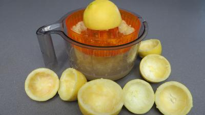 Confiture de baies de sureau au citron - 3.1