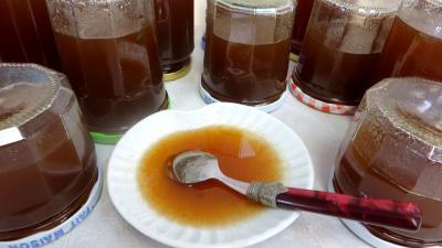Gelée de nashis à la menthe - 6.2