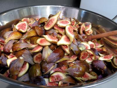 Chutney de figues à la cannelle - 4.1