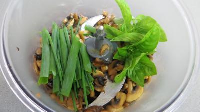 Bruschette aux champignons de paris - 5.1