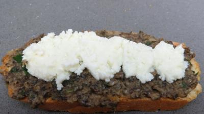 Bruschette aux champignons de paris - 5.3