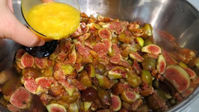 Compote aux pommes et figues - 2.4