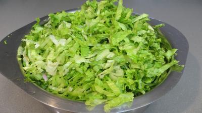 Salade cuite aux crevettes - 2.2