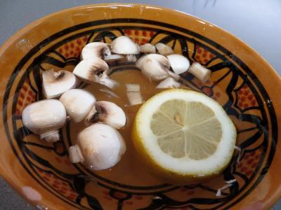 Filets de boeuf aux champignons - 3.2