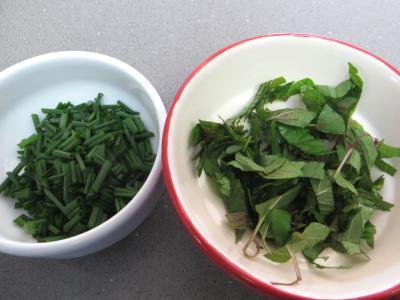 Clafoutis à la brousse et courgettes - 1.3