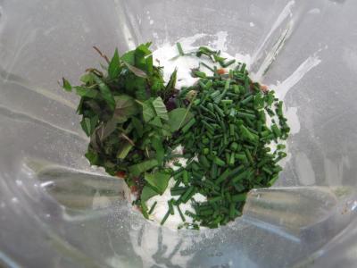 Clafoutis à la brousse et courgettes - 4.4