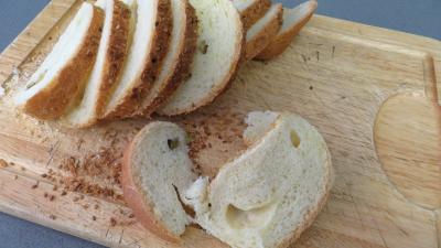 Beurre de cacahuètes et ses canapés - 4.1