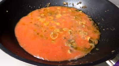 Bucatini à la calabraise - 7.2
