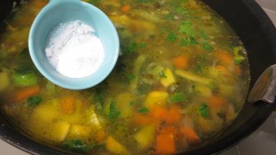 Soupe fine de butternut - 5.4
