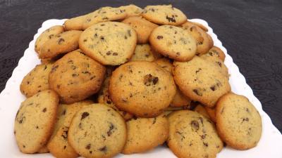 Recettes rapides : Assiette de Cookies