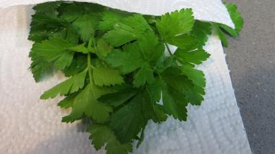 Calzone aux épinards - 1.3