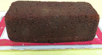 chocolat noir : Plat du gâteau au chocolat de tati Berthe