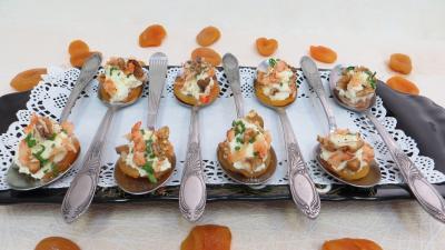 Recette Abricots secs au mascarpone