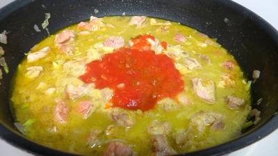 Agneau du curry - 5.3