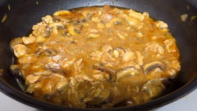 Recette Agneau du curry