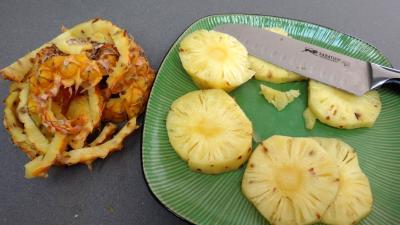 Gâteau de riz aux ananas - 4.3