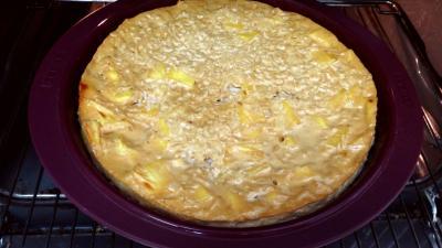 Gâteau de riz aux ananas - 6.1