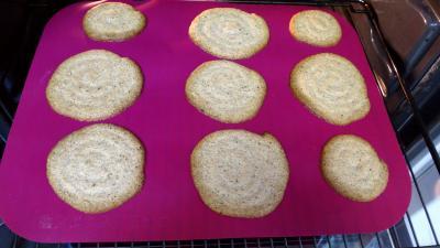 Biscuits capucine - 6.2