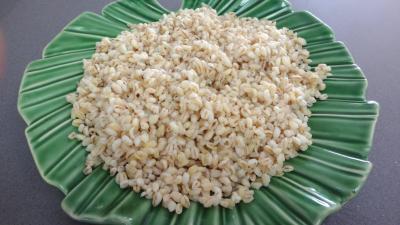 Salade de blé aux blancs de poulet - 5.4