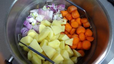 Purée de carottes aux oignons - 2.2