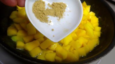 Boudin à la mangue - 5.4