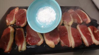 Magrets de canard grillés - 5.3