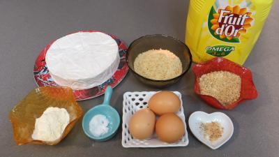 Ingrédients pour la recette : Camembert à la lyonnaise