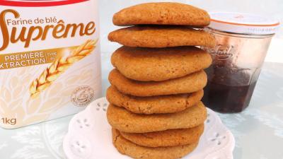 Desserts : Cookies aux épices