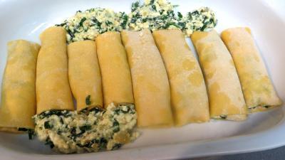 Cannellonis à la brousse - 7.4