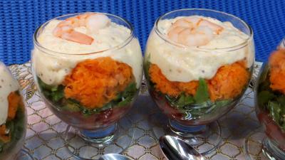 Recette Cappuccino de carottes