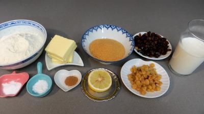 Ingrédients pour la recette : Cake grand-mère