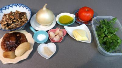 Ingrédients pour la recette : Cèpes à la bordelaise