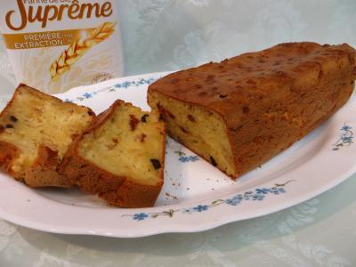 Image : Cake au Cheddar