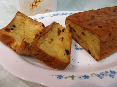 Recette Cake au Cheddar