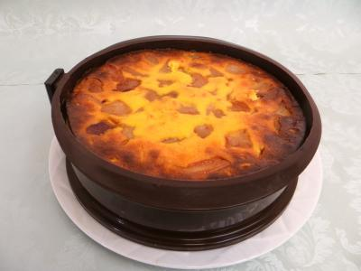 Cheese cake aux poires - 10.1