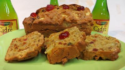 cidre doux : Cake au cidre