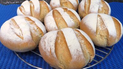 Pains & pâtes : Pains à la farine d'épeautre