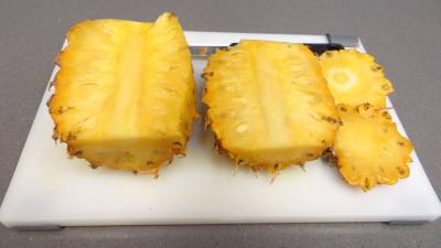 Ananas à la crème - 2.1